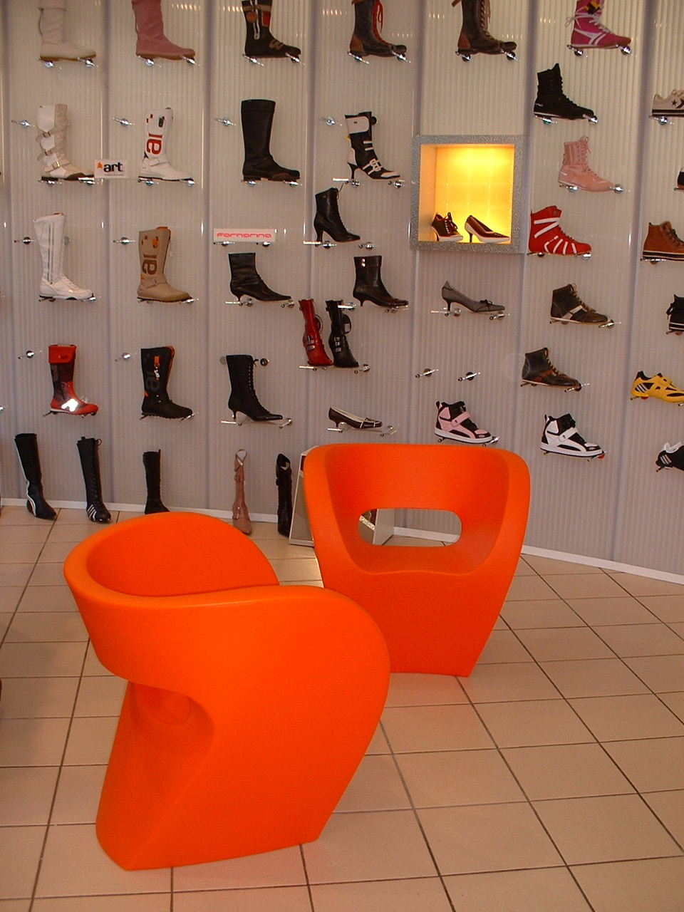 Boutique chaussures